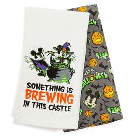 Disney Mickey and Minnie Mouse Halloween Kitchen T