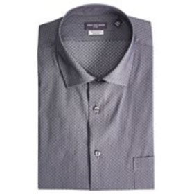 Mens Regular Fit Long Sleeve Dress Shirt