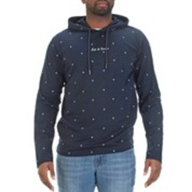 DENIM & FLOWER Mens Let It Snow Snowflake Print Li