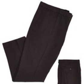 Mens Slim Fit Flat Front Dress Pants