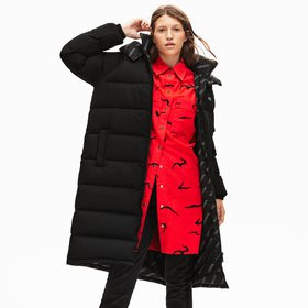 Lacoste Women's LIVE Reversible Quilted Jacket