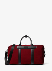 Michael Kors KORS X TECH Knit Duffel Bag