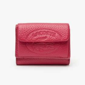 Lacoste Women's Croco Crew Small Grained Leather W