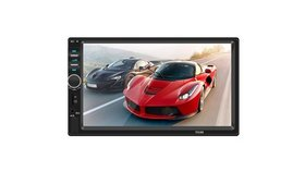 7 Inch 1080P DOUBLE 2DIN Car MP5 Player BT Touch S