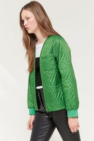 Stussy Stall Quilted Convertible Jacket