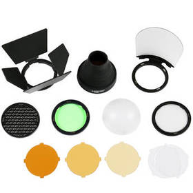 Godox AK-R1 Accessory Kit for H200R Round Flash He