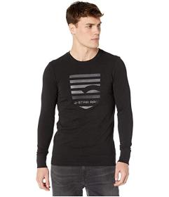 G-Star Graphic 76 Long Sleeve Round Neck Tee
