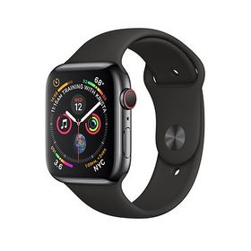 Refurbished Apple Watch Series 4 GPS + Cellular, 4 on sale at Apple