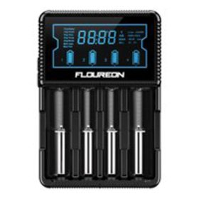 Floureon Universal Smart Battery Charger with LCD