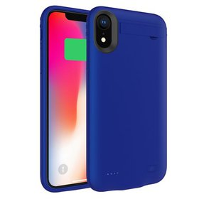 Battery Case for iPhone Xr, 4200mAh Portable Batte