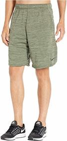 "Nike Dri-FIT Heathered 9"" Training Short"
