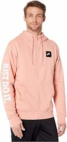 Nike NSW Just Do It Hoodie Full Zip Fleece Mix
