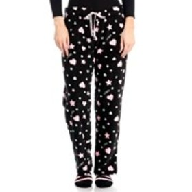 XOXO Juniors Plush Sleep Pants with Fuzzy Socks
