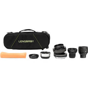 Lensbaby Composer Pro II Optic Swap Kit for Canon
