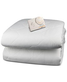 Quilted Electric Twin Mattress Pad