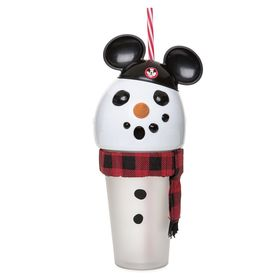 Disney Mouseketeer Snowman Light-Up Tumbler with S