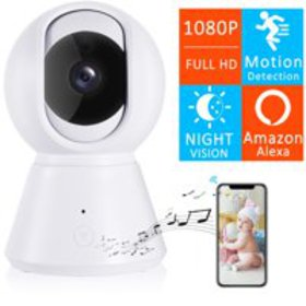 [New 2019] FullHD 1080p WiFi Home Security Camera