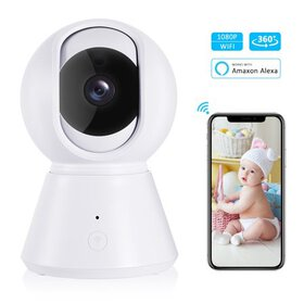 Baby Monitor, IPOW 1080P Wireless IP Security Came