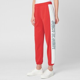 Juicy Side Panel Terry Track Pants