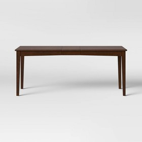 Bensenville Expandable Dining Table Brown - Thresh