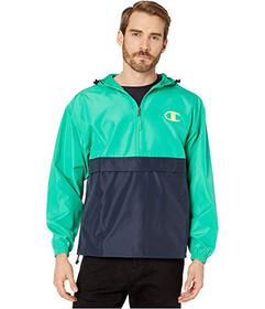 Champion Color Blocked Packable Jacket