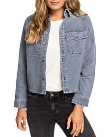 Roxy - Be Right There Corduroy Jacket