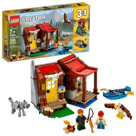 LEGO Creator Outback Cabin 31098 Toy Building Kit