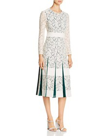 Tory Burch - Lace Godet Dress