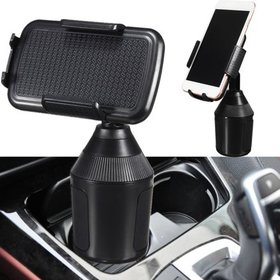 360 Degree Weather-Tech9 Car Cup Holder Stand Crad
