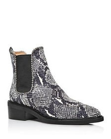 COACH - Women's Bowery Studded Chelsea Boots