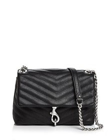 Rebecca Minkoff - Edie Quilted Leather Convertible