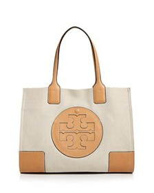Tory Burch - Ella Canvas Mini Tote