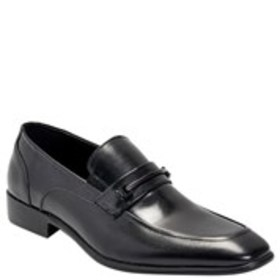Mens Leather Slip-On Dress Shoes