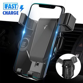 TSV Wireless Fast Charger 2 in 1 Automatic Infrare