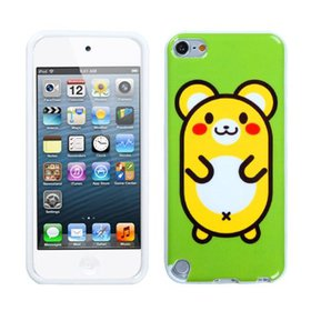 Insten Dotted Dalmatian TPU Cover Case For Apple i