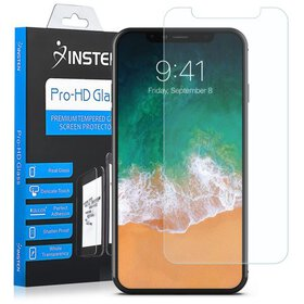 Insten Clear Tempered Glass 3D Full Frame Coverage