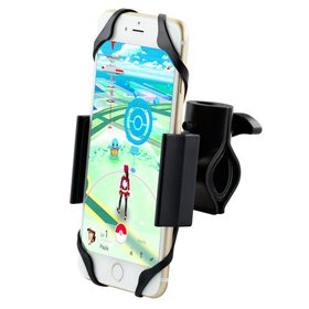 IPOW Motorcycle and Bicycle Cell Phone Holder Meta