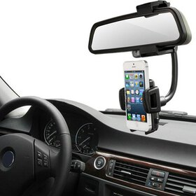 Universal 360° Car Mount Holder Cellphone Stand Re