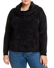 MICHAEL Michael Kors Plus - Soft-Knit Cowl-Neck Sw