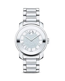 Movado - Movado BOLD Luxe Stainless Steel Watch, 3