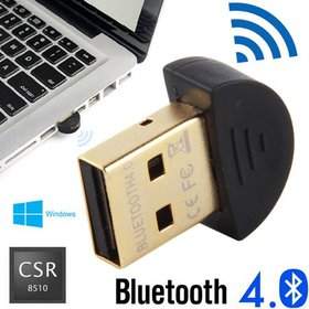 Bluetooth 4.0 USB 2.0 CSR4.0 Dongle Adapter for PC