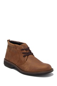 ECCO Turn HYDROMAX Water Resistant Leather Chukka