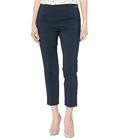 Jones New York Slim Pull-On w\u002F Pintucks