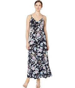 Vince Camuto Poetic Blooms Cami Maxi Dress