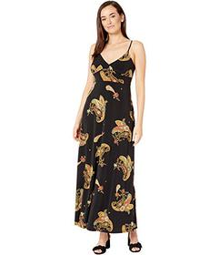 Vince Camuto Paisley Spice Maxi Cami Dress