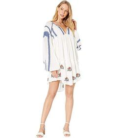 Free People Wild Horses Embroidered Mini