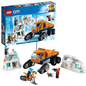LEGO City Arctic Expedition Arctic Scout Truck 601