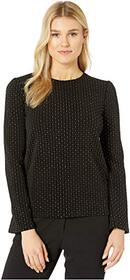 MICHAEL Michael Kors Easy Bell Sleeve Long Sleeve