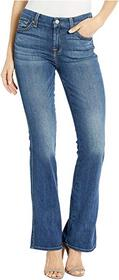 7 For All Mankind Tailorless Kimmie Boot in Rich C