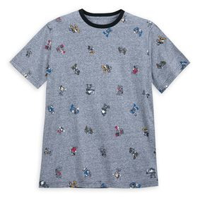 Disney Mickey Mouse Through the Years T-Shirt for